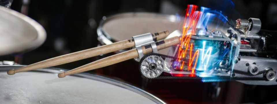 Engineering a better drummer?
